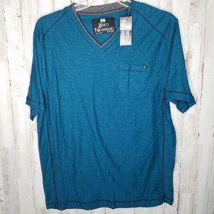 3/$15 Zero Nineteen Shirt Short Sleeve NWT Large